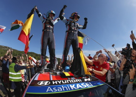 #1 Thierry Neuville